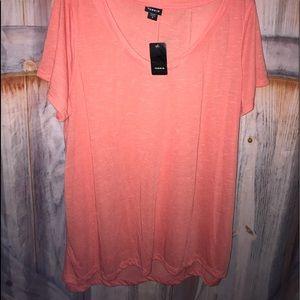 Short Sleeve Torrid T-Shirt